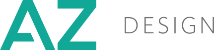 Logo AZ Design Białystok
