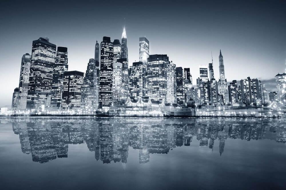 Fototapety panoramiczne – hollywoodzka martwa natura