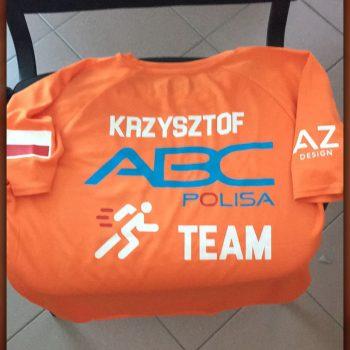 Nadruki na odzieży ABC Polisa Białystok