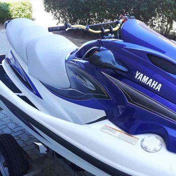 Oklejony skuter wodny Yamaha Białystok