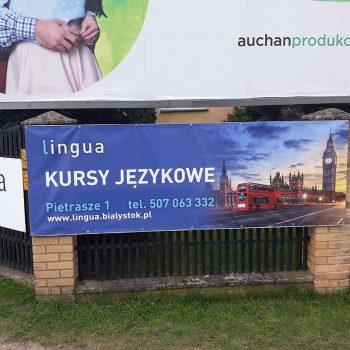 Reklama banerowa Białystok