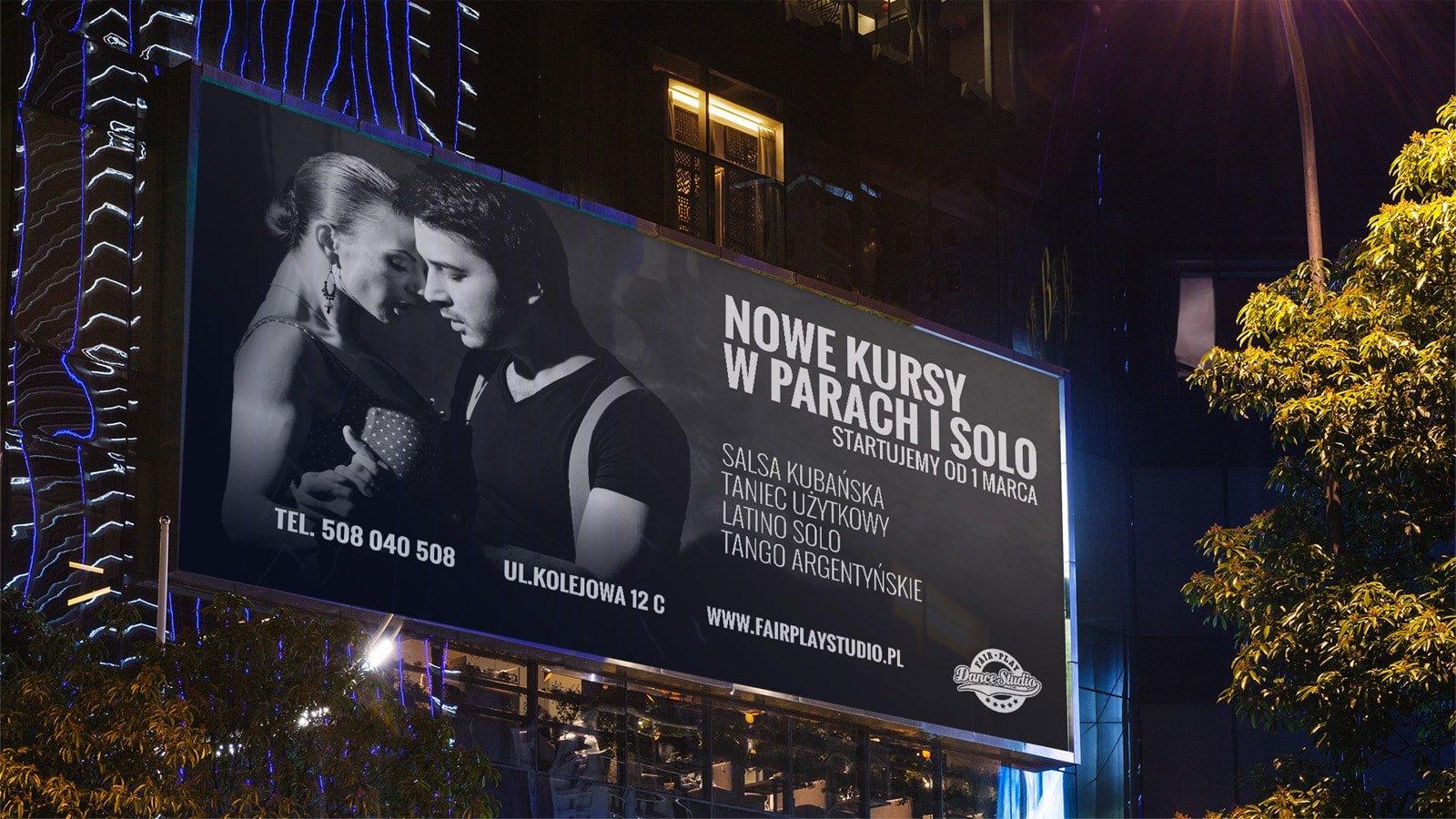 Reklama bilbordowa Białystok